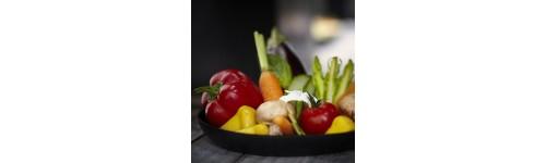 Légumes prêts à croquer